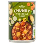 Morrisons Chunky Vegetable Soup