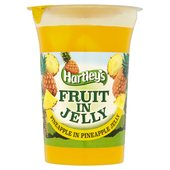 Hartley's Fat Free Pineapple in Jelly Pot