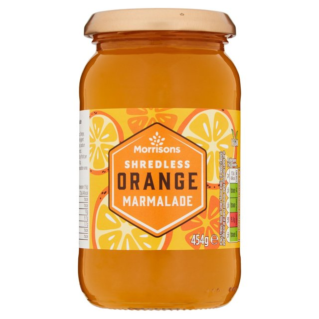 Morrisons Shredless Orange Marmalade