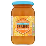 Morrisons Reduced Sugar Fine Cut Orange Marmalade