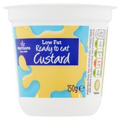 Morrisons Ready to Eat Low Fat Custard Pot