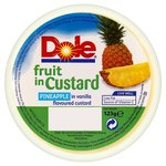 Dole Fruit in Custard Pineapple