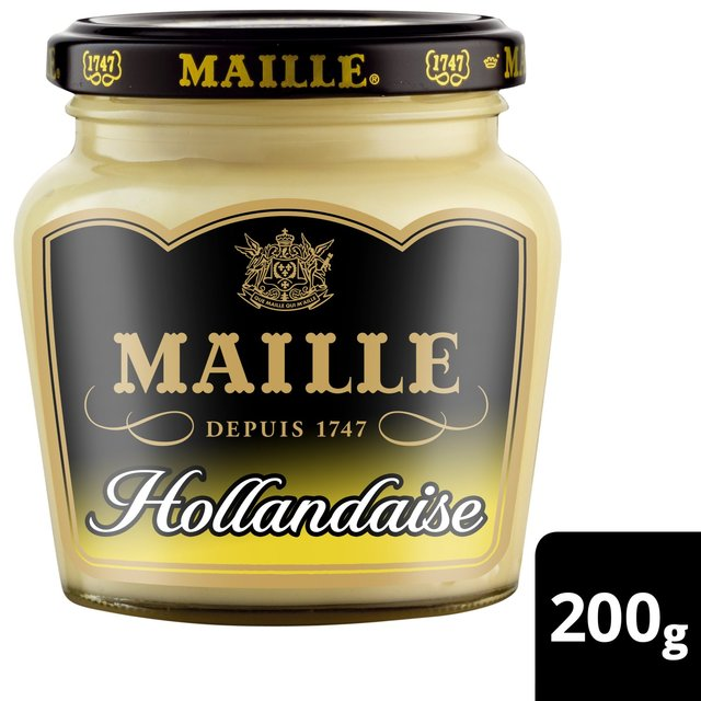Morrisons: Maille Hollandaise Sauce 200g(Product Information)
