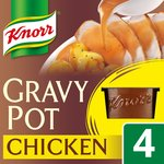 Knorr Gravy Pot Chicken 4 Pack