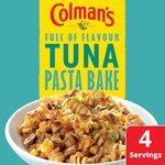 Colman's Tuna Pasta Bake Recipe Mix