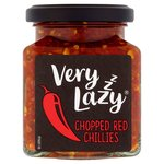 Very Lazy Red Chillies