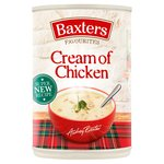 Baxters Favourites Cream of Chicken Soup