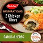 Birds Eye 2 Chicken Kiev Garlic & Herb
