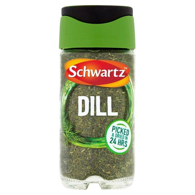 Schwartz Dill Jar
