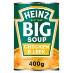 Heinz BIG Soup Chicken & Leek