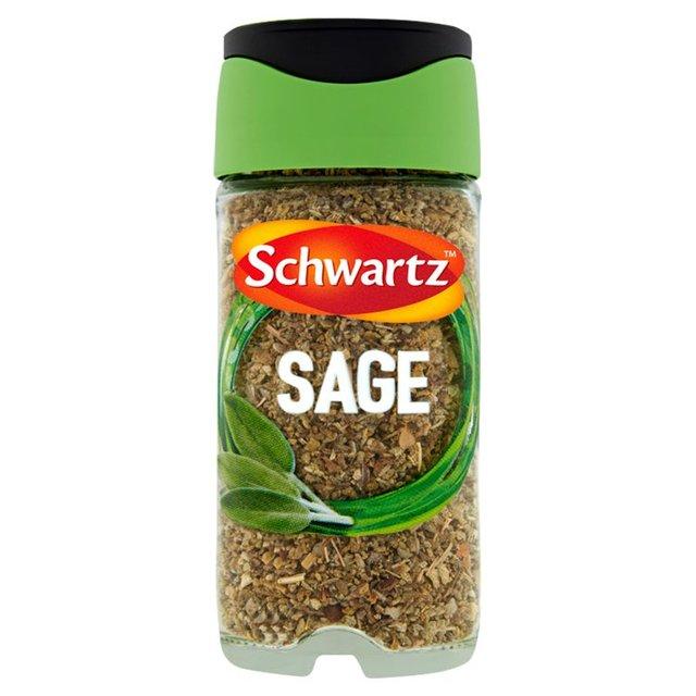 Schwartz Rubbed Sage Jar