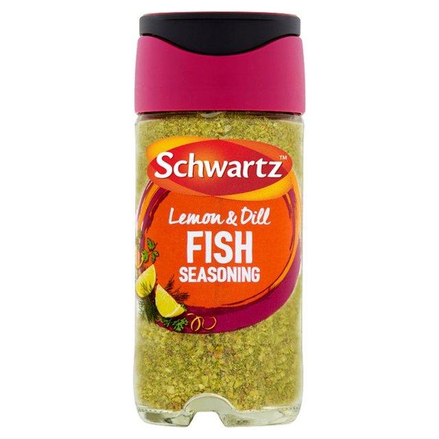 Schwartz Fish Seasoning