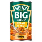 Heinz BIG Soup Steak & Vegetable