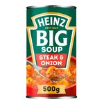 Heinz BIG Soup Angus Steak & Onion
