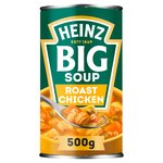 Heinz BIG Soup Roast Chicken & Vegetable
