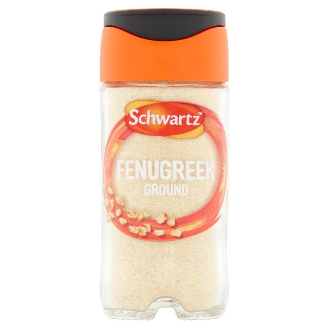 Schwartz Ground Fenugreek Jar