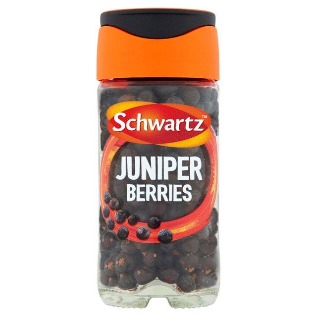 Morrisons Schwartz Juniper Berries Jar 28gproduct Information