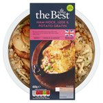Morrisons The Best Ham Hock, Leek & Potato Gratin