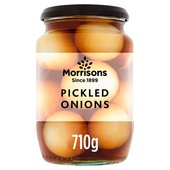 Morrisons Pickled Onions (710g)