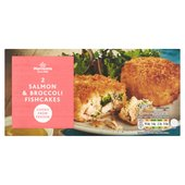 Morrisons Salmon And Broccoli Fish Cakes