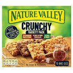 Nature Valley Crunchy Variety Cereal Bars