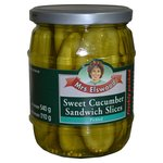 Mrs Elswood Sweet Cucumber Sandwich Slices (540g)
