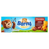 Barny Chocolate Sponge Bear