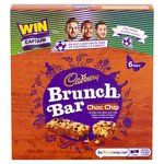 Cadbury Chocolate Chip Brunch Bar