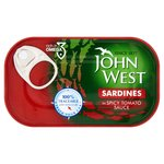 John West Sardines in Spicy Tomato Sauce