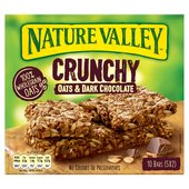 Nature Valley Crunchy Oats & Chocolate Cereal Bars