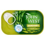 John West Sardines in Olive Oil (120g)