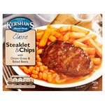 Kershaws Classic Steaklet & Chips