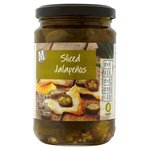 Morrisons Sliced Jalapeno (280g)
