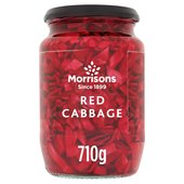 Morrisons Red Cabbage (710g)
