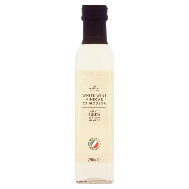 Morrisons Italian White Wine Vinegar