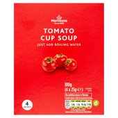 Morrisons Tomato Cup Soup