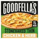 Goodfella's Stonebaked Thin Roast Chicken Pizza