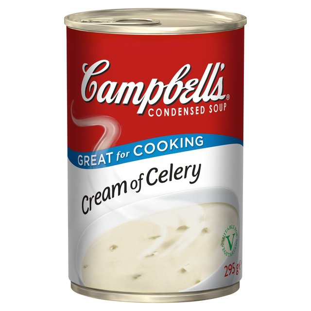 ... : Campbell's Condensed Cream of Celery Soup 295g(Product Information