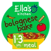 Ella's Kitchen 12 Mths+ Bolognese Bake