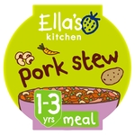 Ella's Kitchen 12 Mths+ Pork Stew Meal