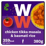 Weight Watchers Chicken Tikka