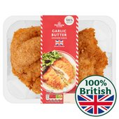 Morrisons 2 Chicken Breast Fillet Garlic Kievs
