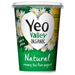 Yeo Valley Family Farm Natural Whole Milk Yogurt