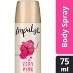 Impulse Very Pink Body Spray