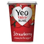Yeo Valley Family Farm Strawberry Yogurt