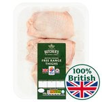 Morrisons The Free Range British Chicken Thighs