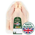 Morrisons Free Range Whole Chicken