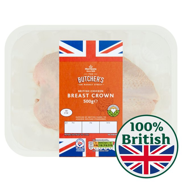 Morrisons British Chicken Breast Crown