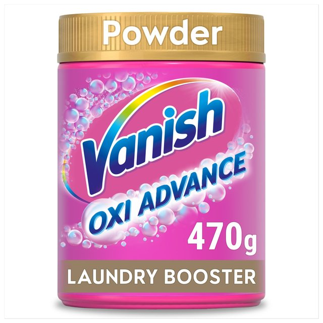Morrisons: Vanish Oxi-Action Fabric Stain Remover Powder
