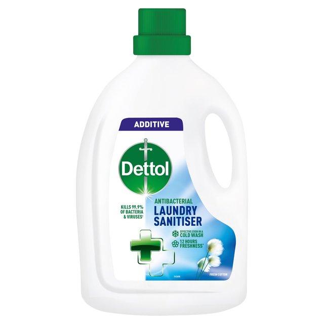 Morrisons Dettol Fresh Cotton Laundry Cleanser 1 5l